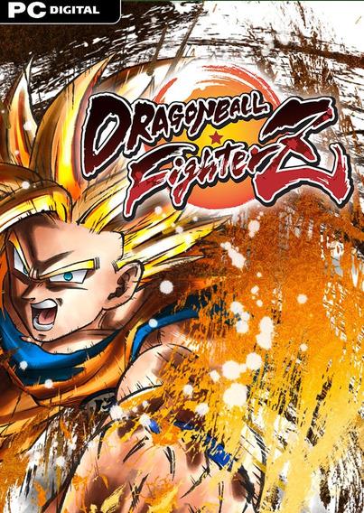 Dragon Ball Fighterz ( Mídia Física ) Pc - Dvd Frete Gratis