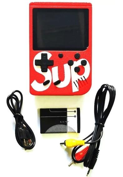 Vídeo Game Portátil Sup Game Boy 400 Jogos Retro Clássico Se