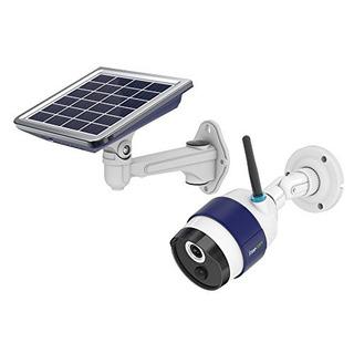 Freecam Cámara De Wifi Con Energía Solar Motionactivated Cám