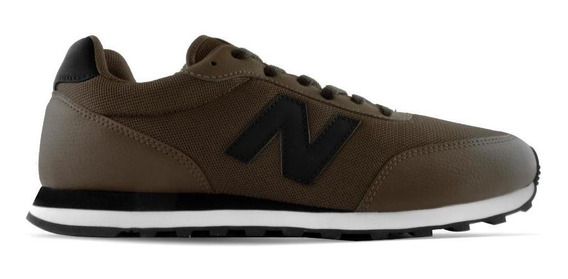 Tênis New Balance Ml050mr 5 Casual Marrom Masculino