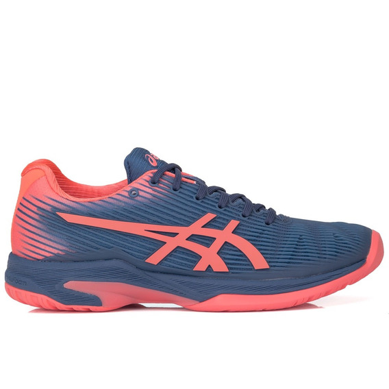 Tênis Asics Gel Solution Speed Ff All Court Azul Niágara E C