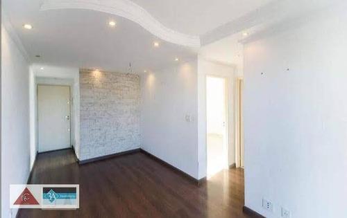 Imagem 1 de 24 de Apartamento Com 2 Dormitórios À Venda, 52 M² Por R$ 500.000,00 - Jardim Textil - São Paulo/sp - Ap6330