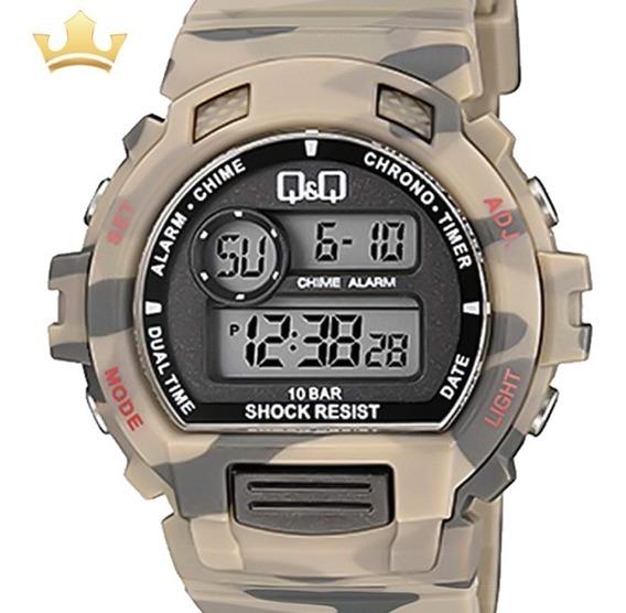 Relógio Q&q By Japan Masculino M153j010y C/ Garantia E Nf