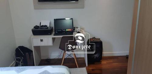 Sobrado Com 3 Dormitórios À Venda, 175 M² Por R$ 849.000,00 - Vila Curuçá - Santo André/sp - So3411