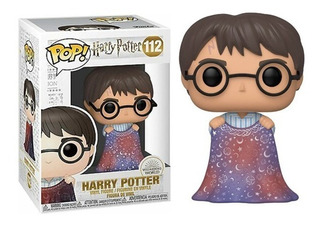 Funko Pop Harry Potter 112 Invisibility Cloak Baloo Toys