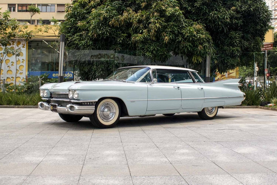 1959 Cadillac De Ville 4 Portas Sem Coluna