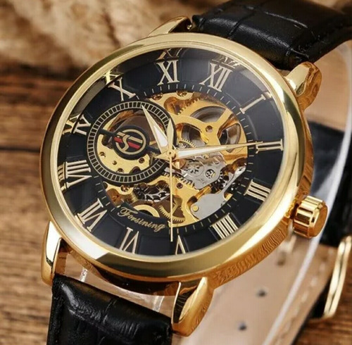 Reloj De Hombre Forsining H099m