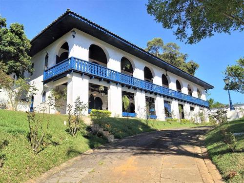 Tradicional Casa De Fazendas De Café. - Ca17294