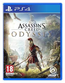 Assassins Creed Odyssey Ps4 Original Temperley Stand En Coto
