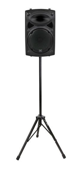 Pedestal Suporte Tripé Para Caixa De Som Ibox Tr1 Regulável