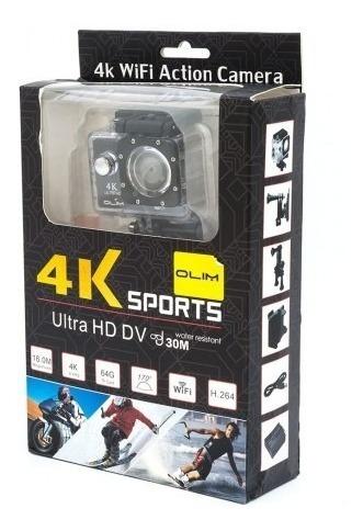 Câmera Sports Cam 4k Full Hd 1080 Wifi