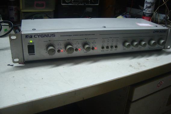 Cygnus Mixer Pre Amplificador Cpm 5030