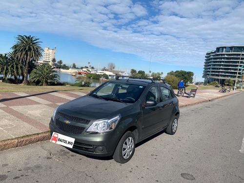 Chevrolet Agile 2010 Unico Dueño!! Oportunidad Imperdible