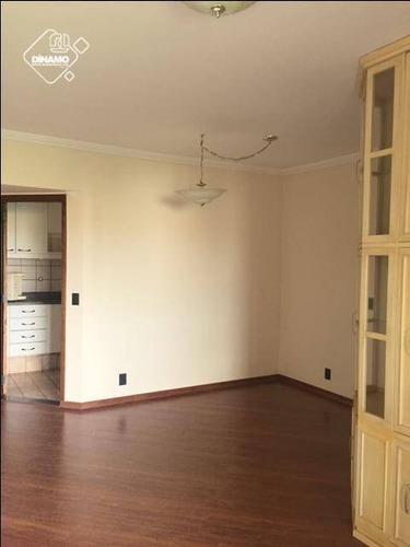 Apartamento Com 3 Dormitórios À Venda, República - Ribeirão Preto/sp - Ap2427