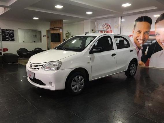 Toyota Etios 1.3 16v Flex, Jdu4004
