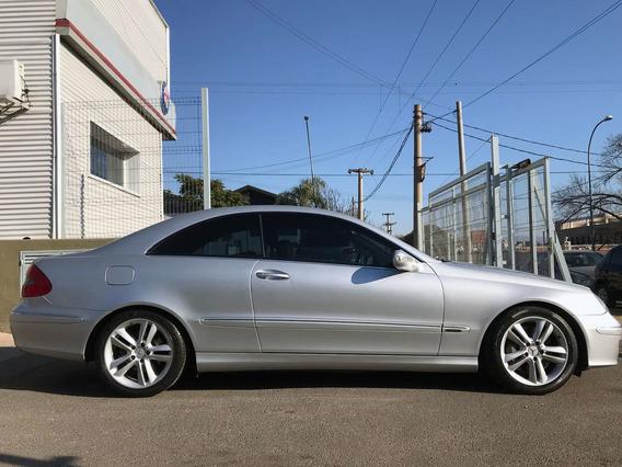 Mercedes Benz Clk 3.5 Clk350 Elegance At Coupé