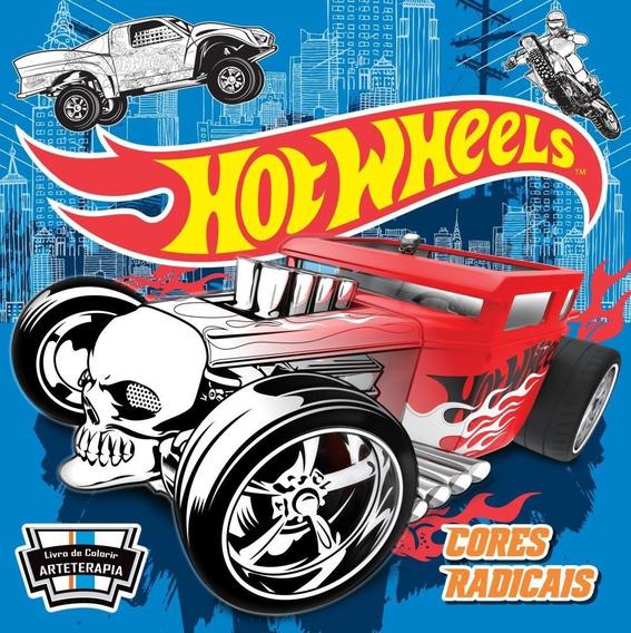 Hot Wheels - Cores Radicais
