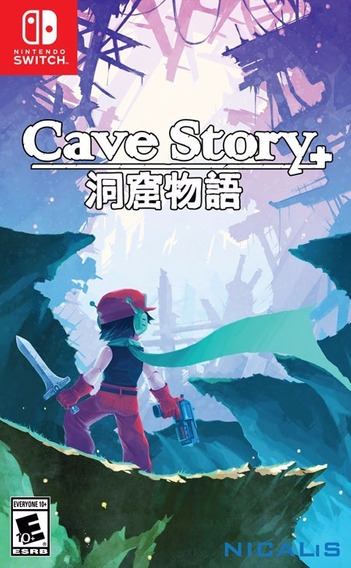 Cave Story + Switch Midia Fisica