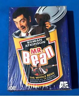 Mr. Bean The Whole Bean Todos Los Episodios Excelente 9.5/10