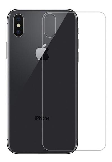 Vidrio Trasero Para iPhone Xs Max