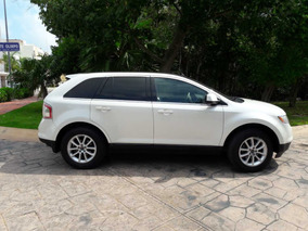 Ford Edge Limited 2010 Impecable Unico Dueño