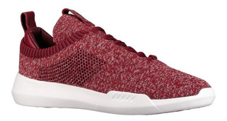 Tenis K-swiss Gen-k Icon Burgundy Knit Sneaker