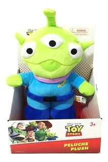 Toy Story Peluche Plush De Alien 30cm Jugueteria El Pehuen