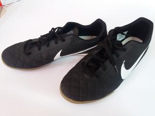 Chuteira Futsal Nike Beco 2 Futsal Masculina Usado