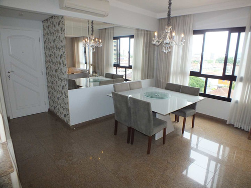 Apartamento Com 3 Dorms, Boqueirão, Santos - R$ 945 Mil, Cod: 1333 - V1333