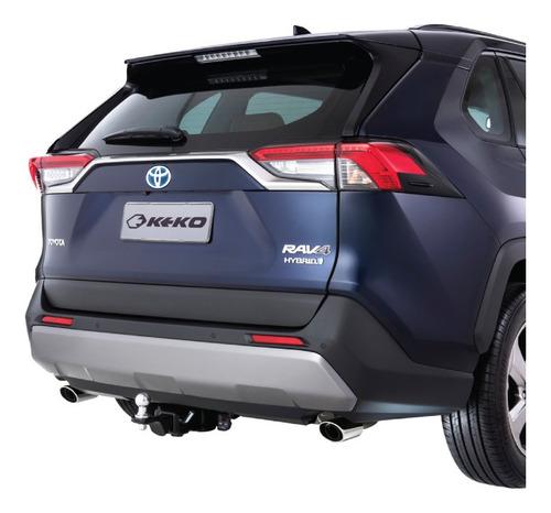Enganche Remolque Toyota Rav4 2019 En Adelante