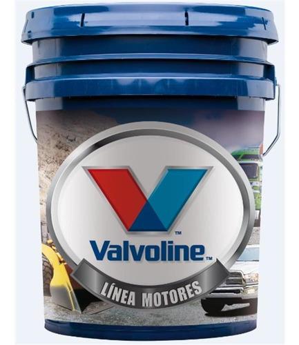 Imagen 1 de 2 de Aceite Motor Valvoline Turbo 25w50 19lts Valvoline