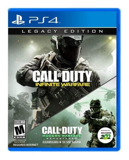 Call Of Duty: Infinite Warfare: Legacy Ed. Ps4 - Prophone