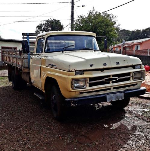 Caminhão Caminhonete Ford F350 1970 Relíquia