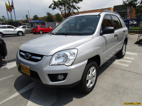 Kia New Sportage Fq, Mt Full Equipo. Aa