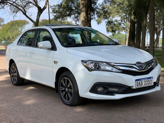 Byd New F3 Gs-i 1.5, 2018 Unico Dueño, Excelente Estado!!!
