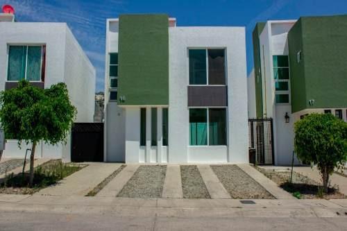 Casa En Renta En Bonanza Residencial, Tijuana B.c.