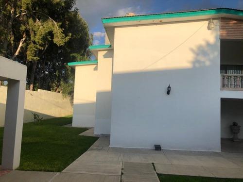 Linda Casa Venta Vista Alegre Con Jardín, Alberca Y Árboles