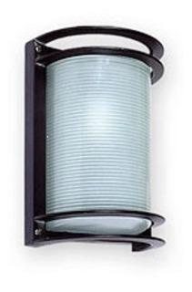 Tortuga Exterior Negra Fundicion Aluminio Candil Apto Led