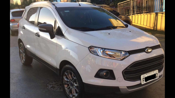 Ford Ecosport 1.6 16v Freestyle Flex Powershift 5p 2016