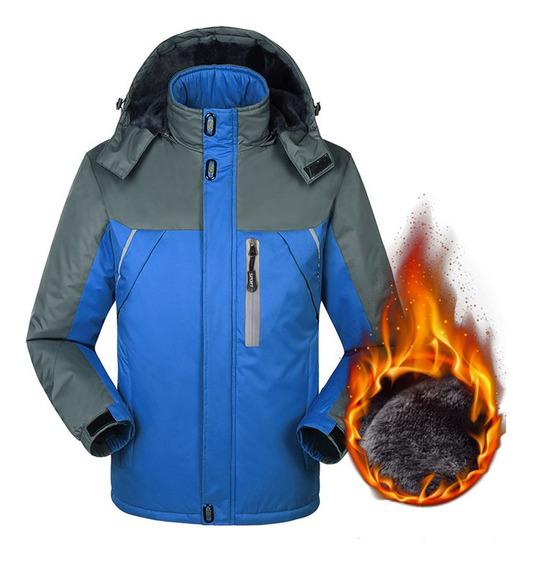 Abrigo De Chaqueta De Nieve De Aguanieve Para Los Hombres