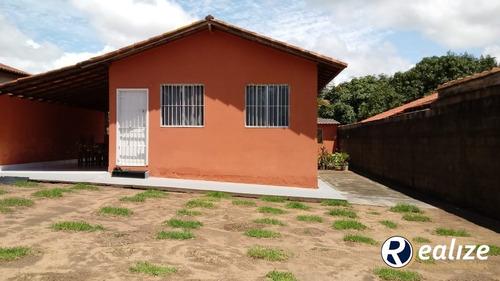 Casa Linear De 02 Quartos Em Santa Mônica Aceita Financiamento Bancário Guarapari-es - Ca00050 - 34143541