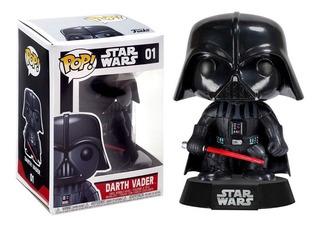 Funko Pop Darth Vader 01 Star Wars Baloo Toys