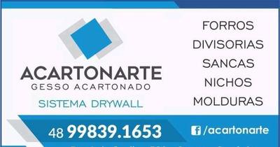 Forros E Divisorias Em Gesso Acartonado (dry Wall)