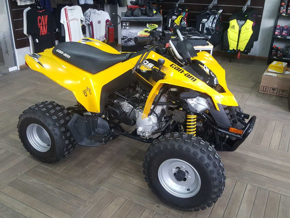 Quadriciclo Can-am Ds 250 2015