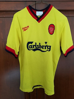 Jersey Liverpool Fc Reebok 96-98 Visita Envio Gratis