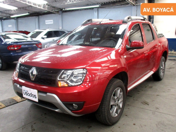 Renault Duster Oroch Dynamique 2.0 4x2 Dc Iyq908
