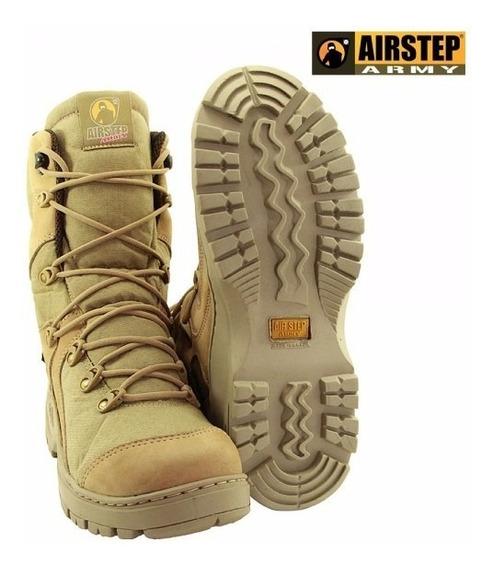 Coturno Tatico Airstep Desert Storm 8990-6 ***promoção***