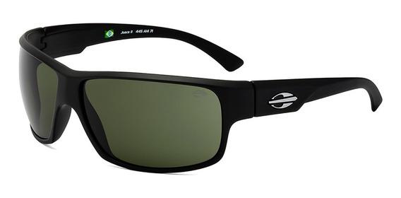 Oculos Solar Mormaii Joaca 2 Cod. 445a1471 Preto Fosco/verde