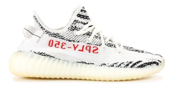 Tenis adidas® Yeezy Boost 350 V2 Zebra [100% Originales]