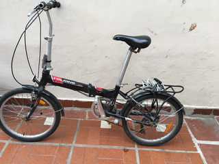 Bicicleta Aurora Plegable
